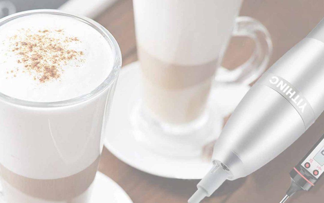 Mousseur à lait : mon comparatif et avis