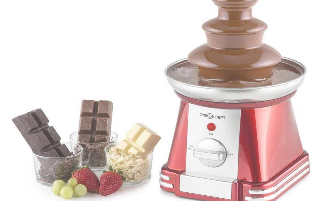 Fontaine à chocolat : mon comparatif et avis
