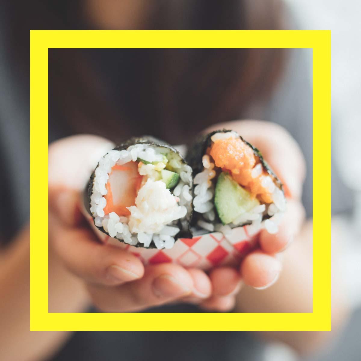 comment-utiliser-un-kit-à-sushi