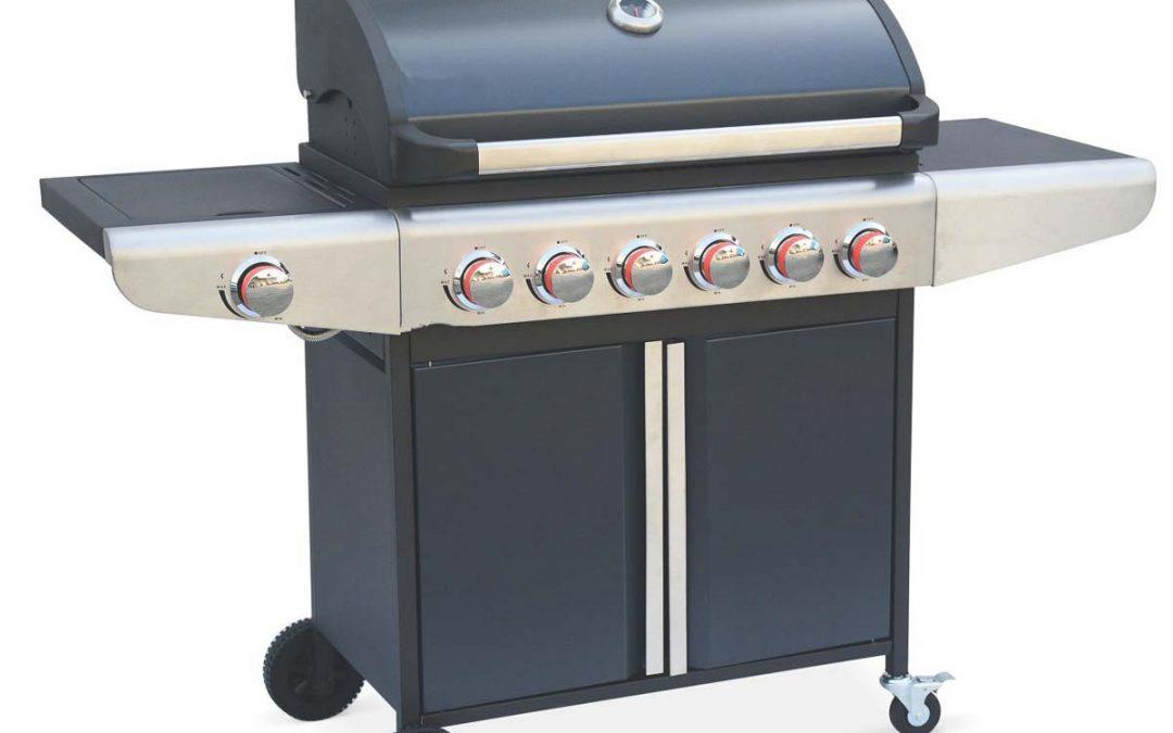 Barbecue à gaz : mon comparatif et avis